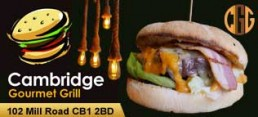 National Halal Burger Day Cambridge Gourmet Grill