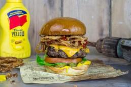 Fargo's Food Factory Birmingham National Halal Burger Day Burgers