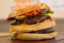 Bagel and Burger Kitchen Cardiff National Halal Burger Day Burgers