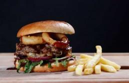 Big Gun National Halal Burger Day Burgers
