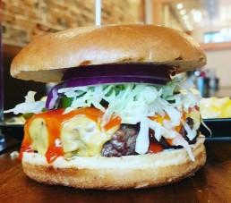 Firestarter BGR National Halal Burger Day Burgers