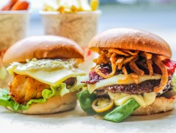 National Halal Burger Day Andy's Burgers London
