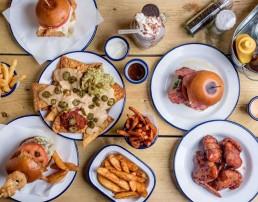 National Halal Burger Day Bunk Burgers