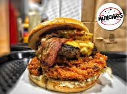 Munchies Sheffield National Halal Burger Day