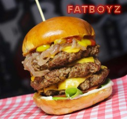 FatBoyz Diner East London Burgers