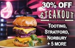 National Halal Burger Day Steakout