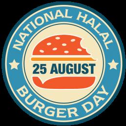 National Halal Burger Day Restaurants Takeaways