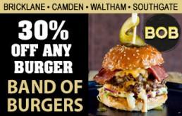 National Halal Burger Day Band of Burgers Halal London